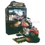 Sega Harley Davidson: King of the Road Deluxe Arcade Machine