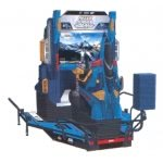 After Burner Climax Super Deluxe Arcade Machine
