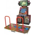 Dance Dance Revolution Extreme Dance Arcade Machine