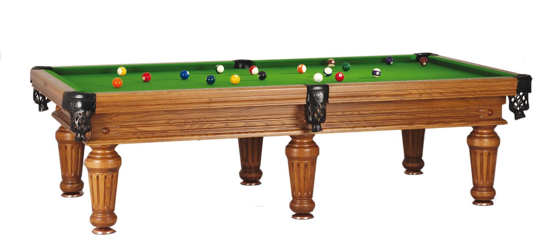 Regenta American Slate Bed Pool Table 9 Ft Liberty Games