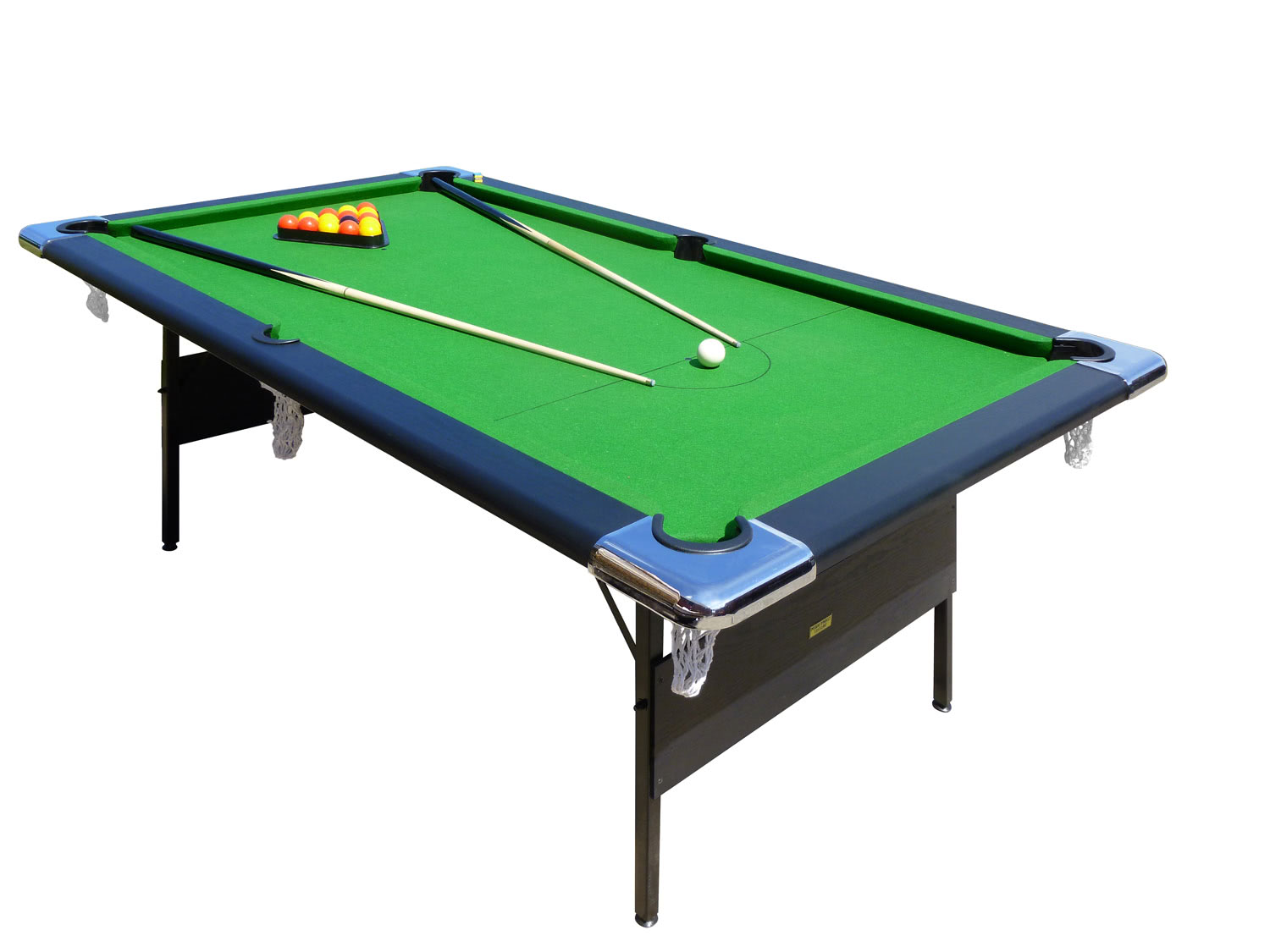 Hustler 7 foot folding pool table liberty games for 10 foot pool table