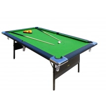 Hustler 7 foot Folding Pool Table