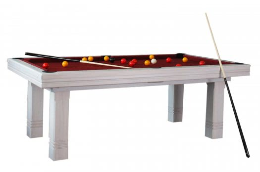 Billard Toulet Le Club Slate Bed Pool Table
