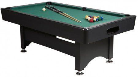 Gamesson Harvard 6 foot Pool Table
