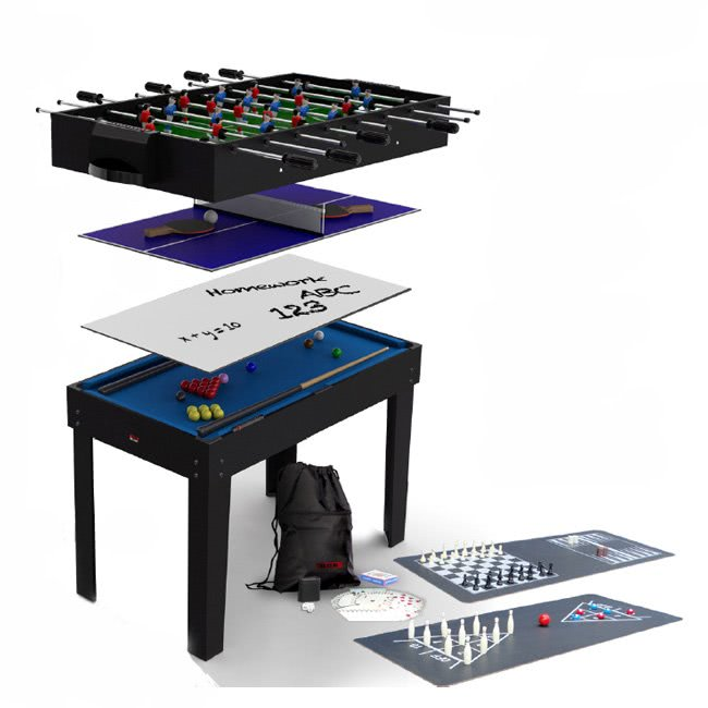 12 in 1 4ft multi games mg12 1s liberty games for 12 in 1 table games