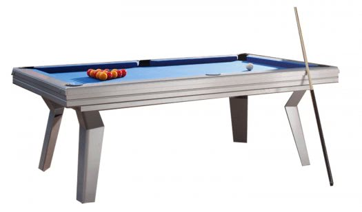 Billard Toulet Pop American Slate Bed Pool Table