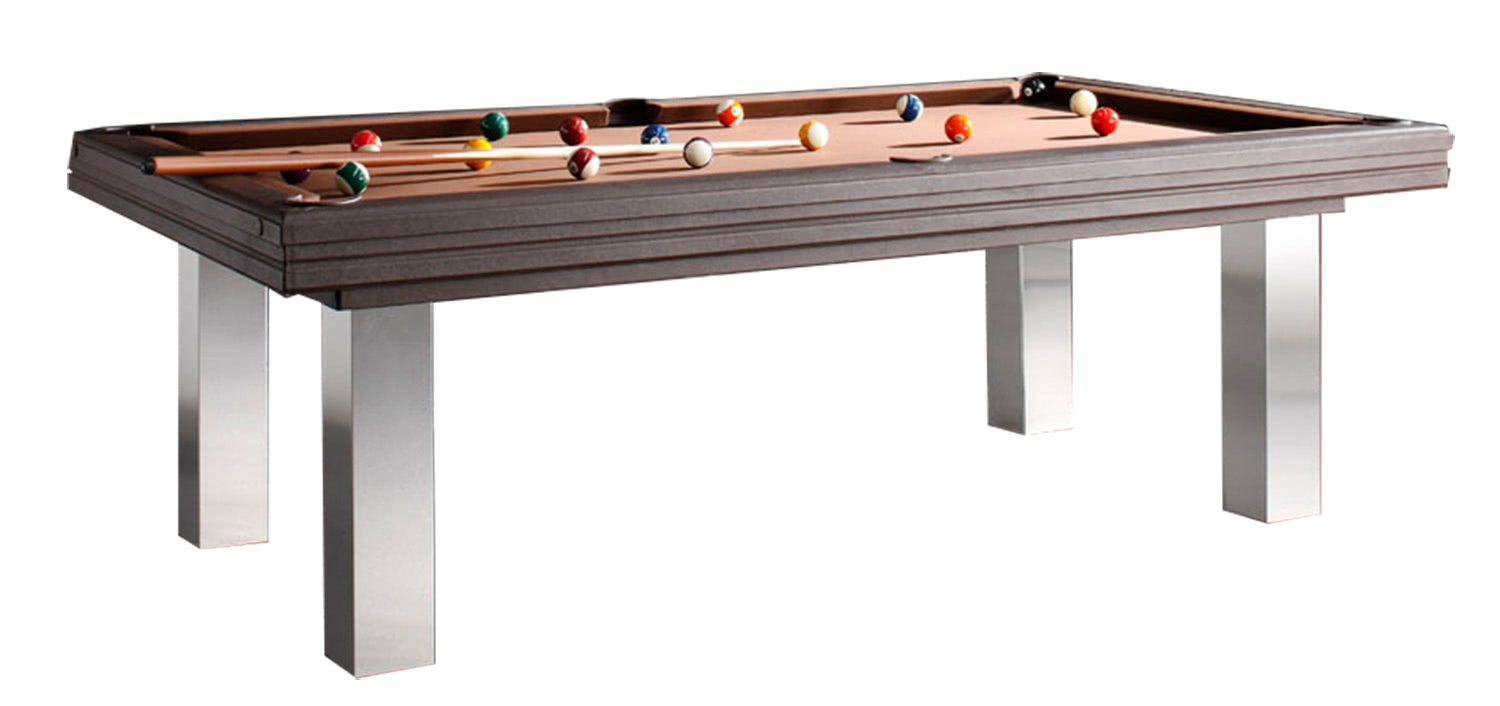 Billard toulet loft snooker table 9 ft 10 ft liberty games - Dimension table billard ...