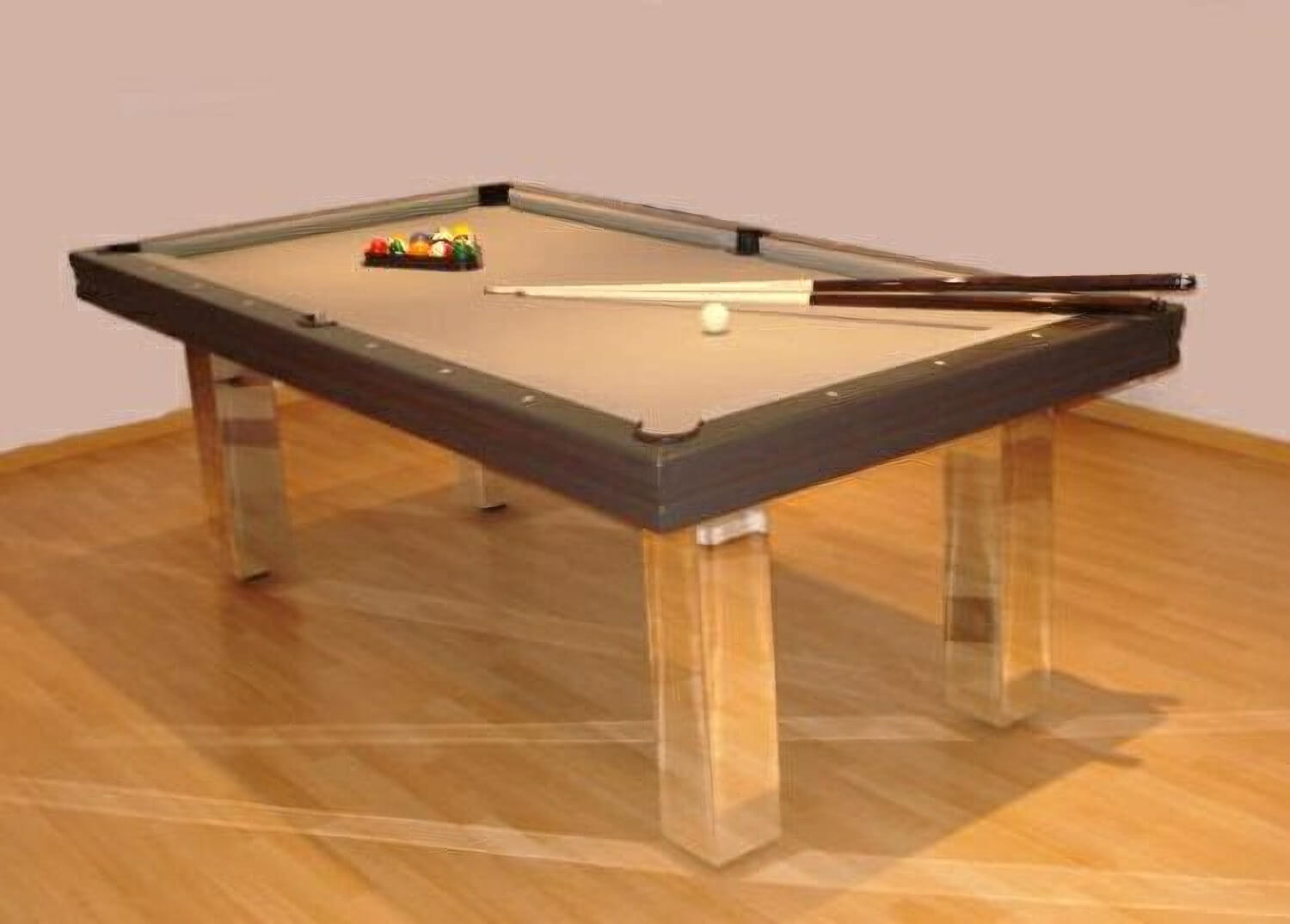 billard toulet miroir snooker table 9 ft 10 ft. Black Bedroom Furniture Sets. Home Design Ideas