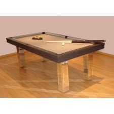 Billard Toulet Miroir Slate Bed Snooker Table