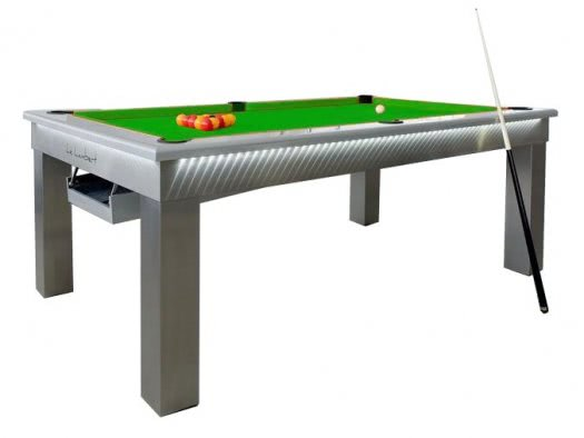 Billard Toulet Lambert American Slate Bed Pool Table