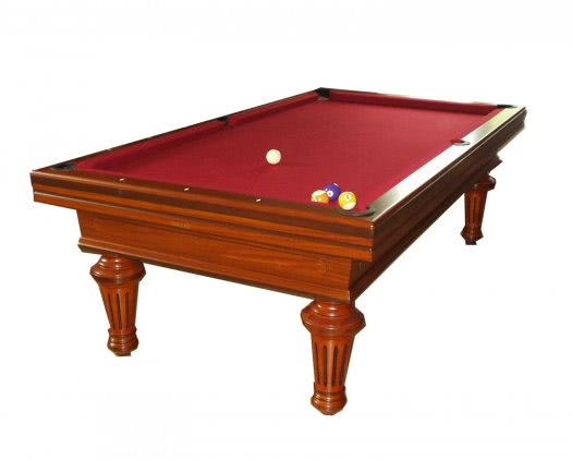 Billard Toulet Empereur Slate Bed Pool Table