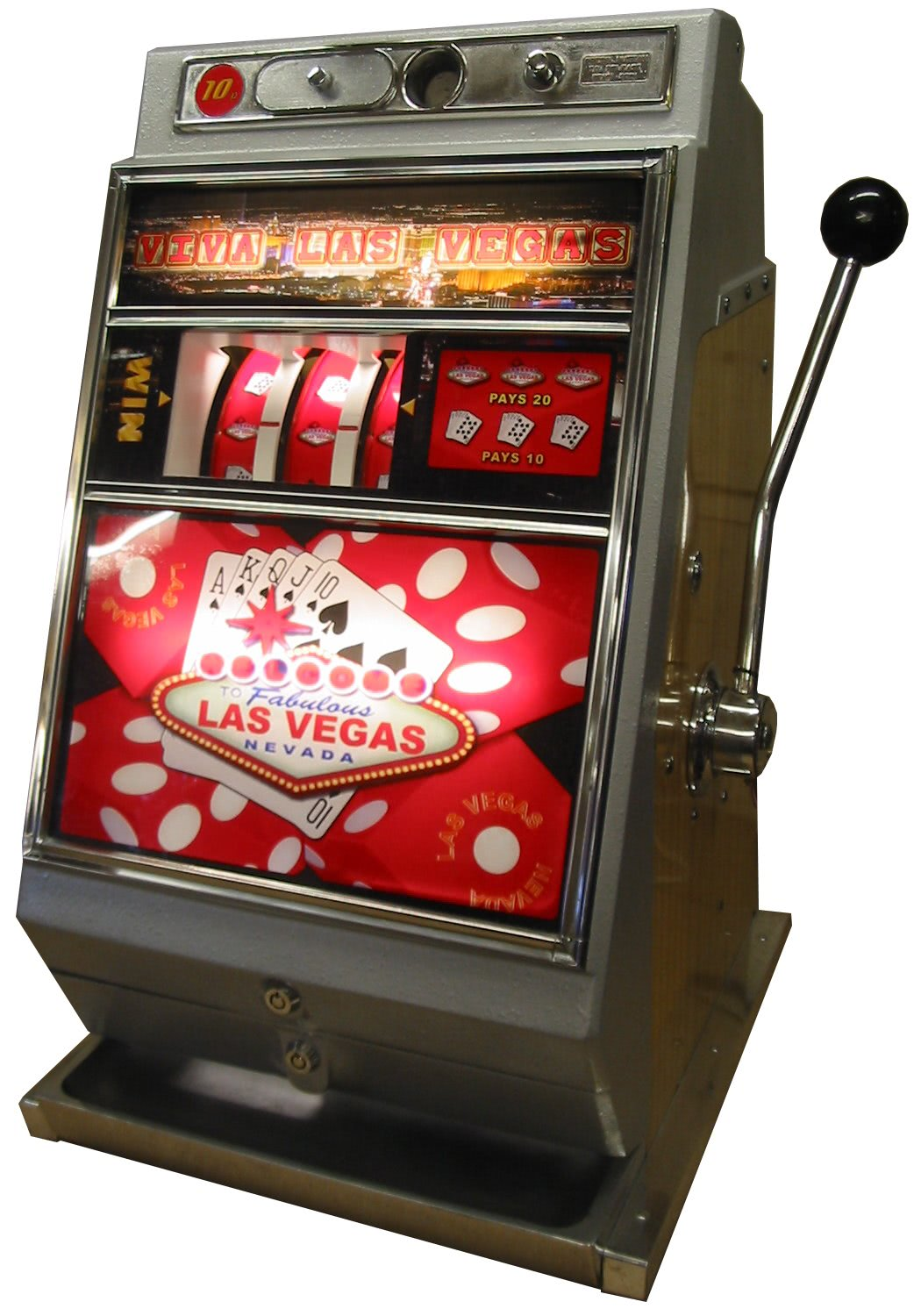 poker machine games