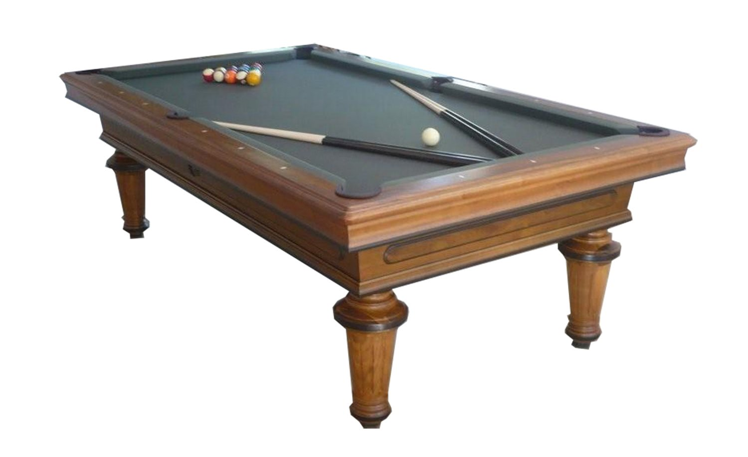 billard toulet emperor luxe pool table 7 ft 8 ft 9 ft. Black Bedroom Furniture Sets. Home Design Ideas