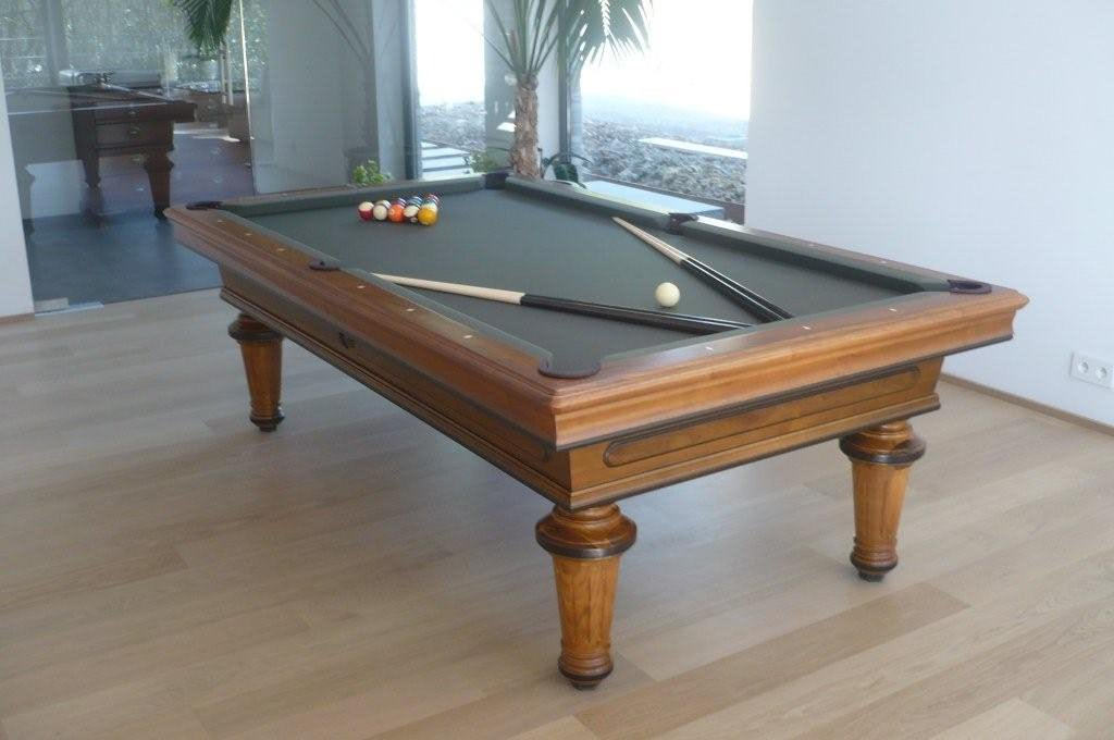 billard toulet emperor luxe snooker table 9 ft 10 ft. Black Bedroom Furniture Sets. Home Design Ideas