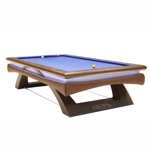 Billard Toulet Bitalis American Slate Bed Pool Table