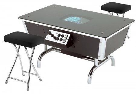 Arcade Mania Sit-down Multi Game Arcade Table