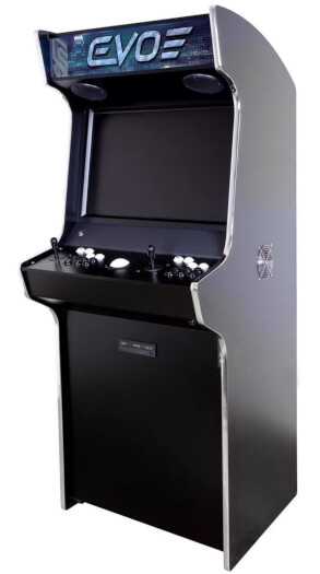 Evo Customisable Multi Game Arcade Cabinet