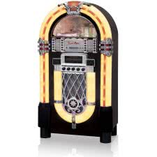 Ricatech Multimedia Rock N Roll Replica Jukebox (RR950)