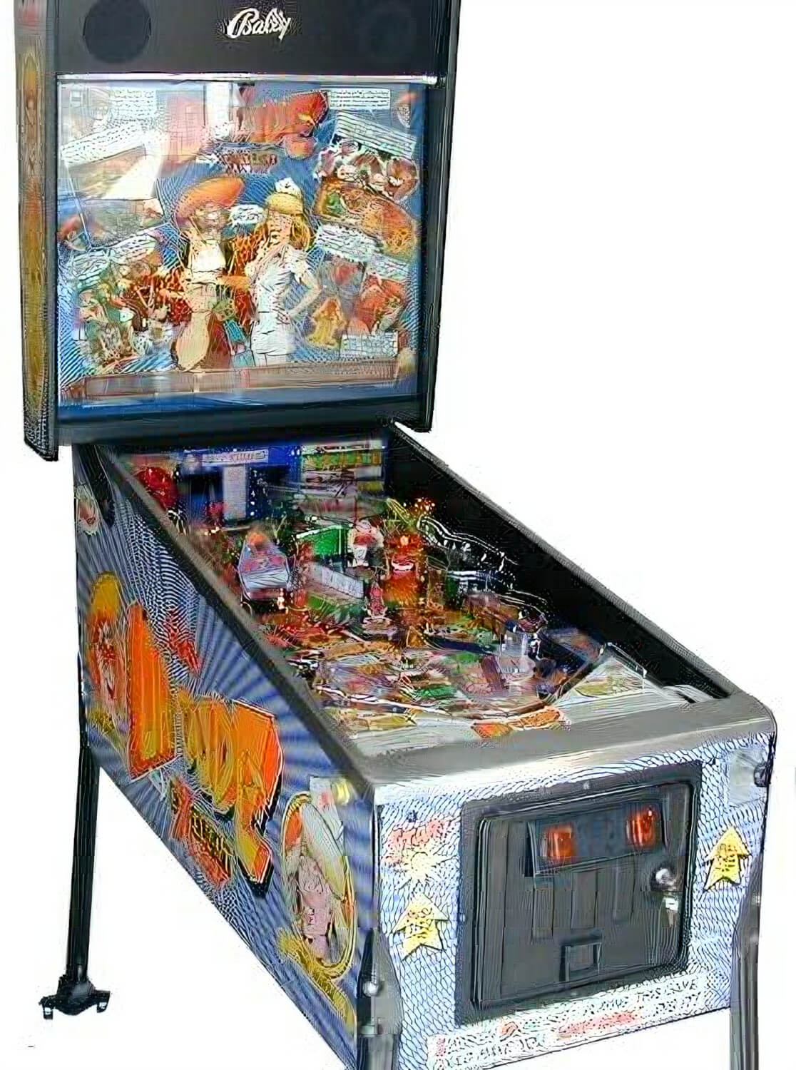 Dr Dude Pinball Machine For Sale Liberty Games