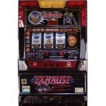 Exhaust Pachislo Slot Machine