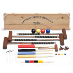 Longworth 4 Player Croquet Set in Box (2127)