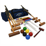 Townsend 6 Player Croquet Set in a Bag (211)