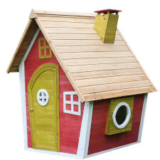 Crooked Cottage Play House (3244)