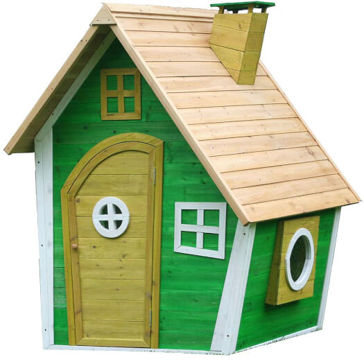 Whacky Ranch Play House (3246)