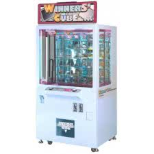 Winners Cube Redemption Machine