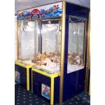 Giant Dolphin 2 Player Crane Machine