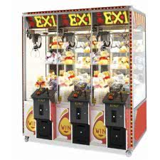 Elaut EX1 3 Player Crane Machine