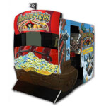 Deadstorm Pirates Arcade Machine