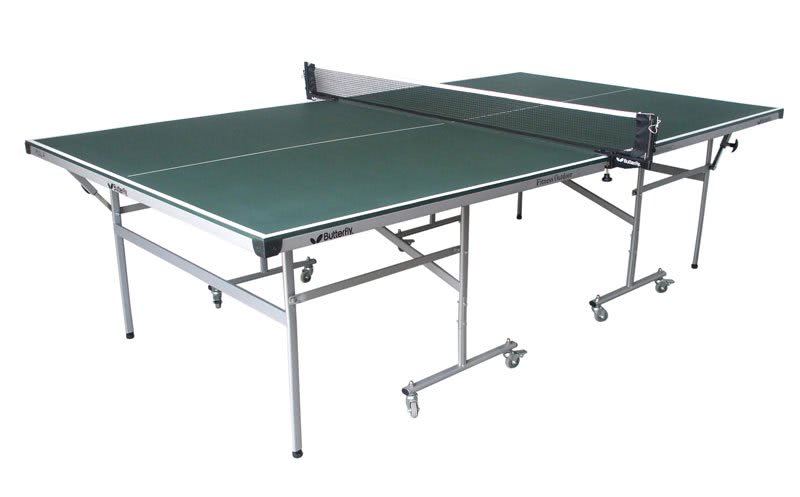 Butterfly fitness outdoor table tennis liberty games