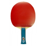 Butterfly Boll Spirit with Sriver L Rubbers Table Tennis Bat (10276)