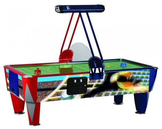 SAM Fast Soccer Commercial Air Hockey Table