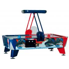 SAM Fast Track Commercial Air Hockey Table