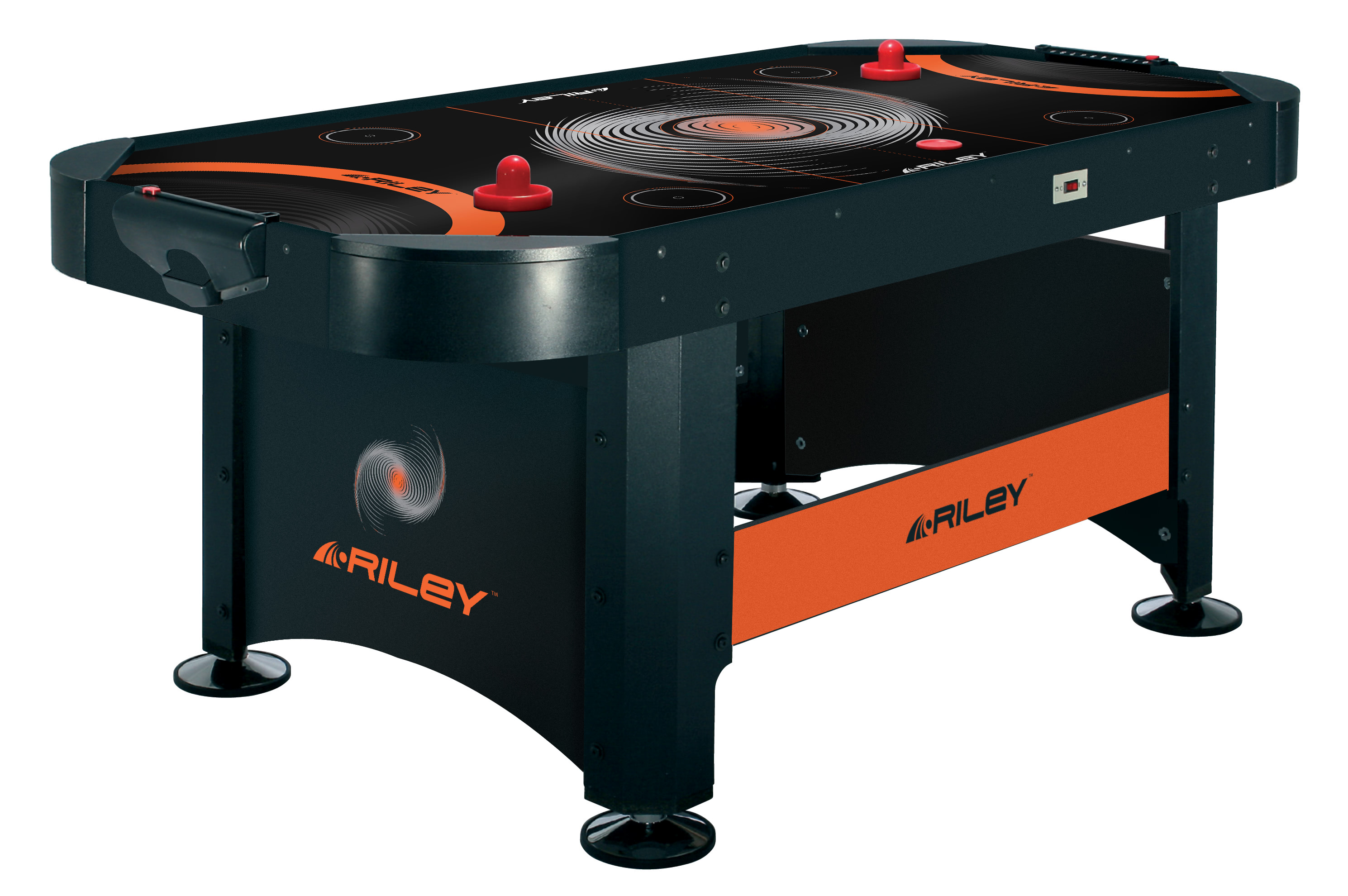 Viper home air hockey table 6ft h6e 240v liberty games for Table hockey