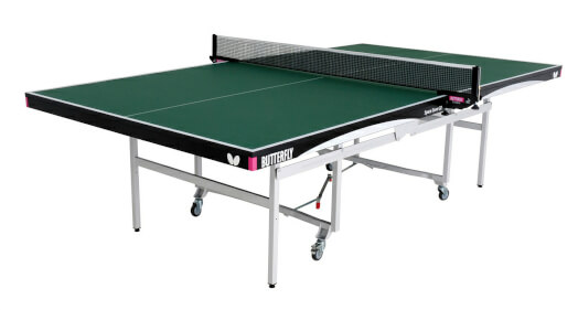 Butterfly Space Saver Rollaway Table Tennis