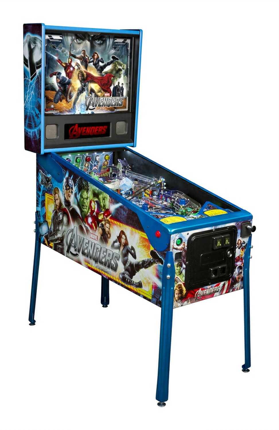 Stern Avengers Limited Edition Pinball Machine Liberty Games