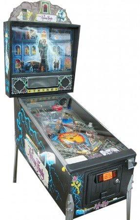 The Addams Family Pinball Machine