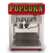 4oz Red Semi Professional Popcorn Maker