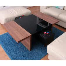 The Dual Contemporary Arcade Coffee Table
