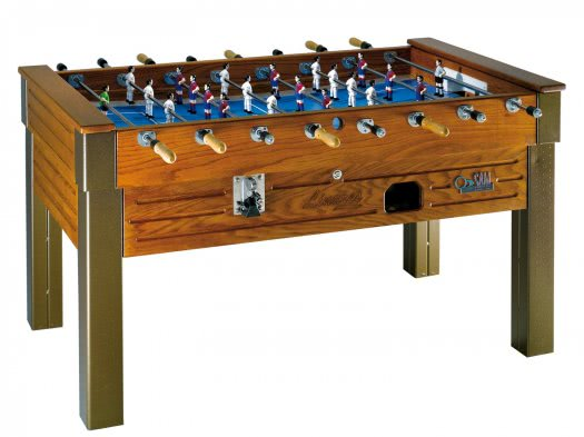Linares Coin Operated Football Table