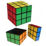Rubiks Cube Seat / Storage / Table