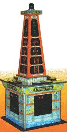 Strike It Rich Novelty Redemption Machine Liberty Games