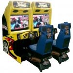 Need For Speed Carbon Deluxe Conversion Arcade Machine