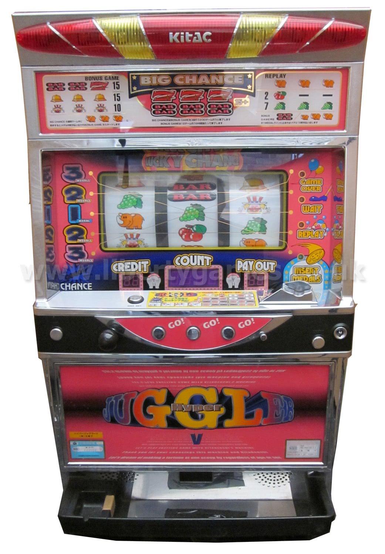 pachislo machine