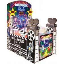 Jenison Hollywood Reels Novelty Redemption Machine