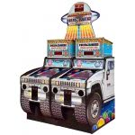 Baytek Hummer Space Adventure Novelty Redemption Machine