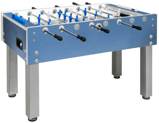 Garlando G-500WP Weather-Proof Outdoor Football Table